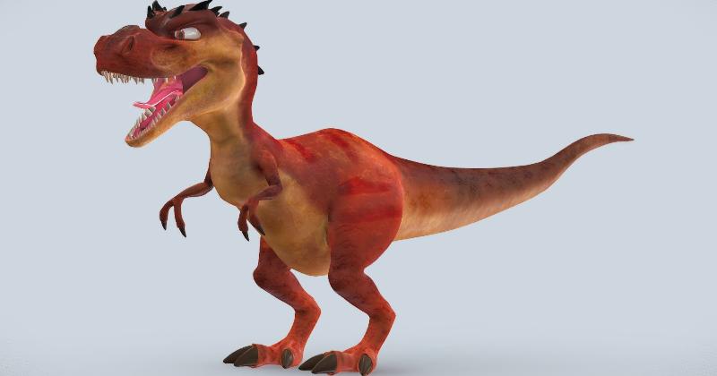 momma Dino